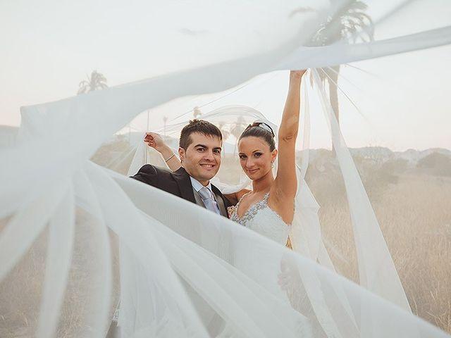 La boda de Loli y Rodrigo en Librilla, Murcia 22