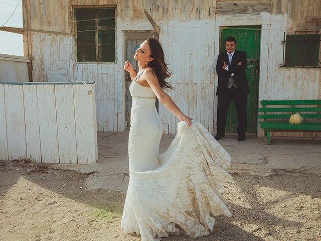 La boda de Loli y Rodrigo en Librilla, Murcia 23