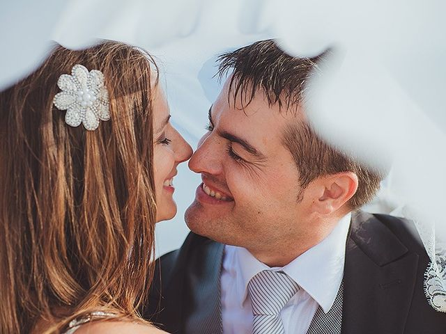 La boda de Loli y Rodrigo en Librilla, Murcia 24
