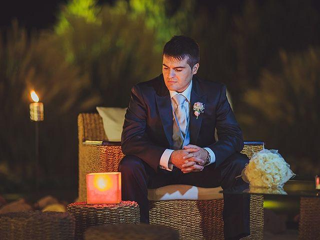 La boda de Loli y Rodrigo en Librilla, Murcia 1