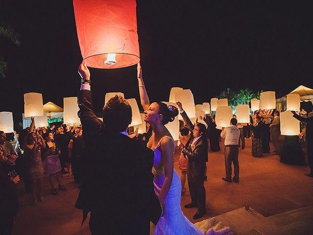 La boda de Loli y Rodrigo en Librilla, Murcia 2