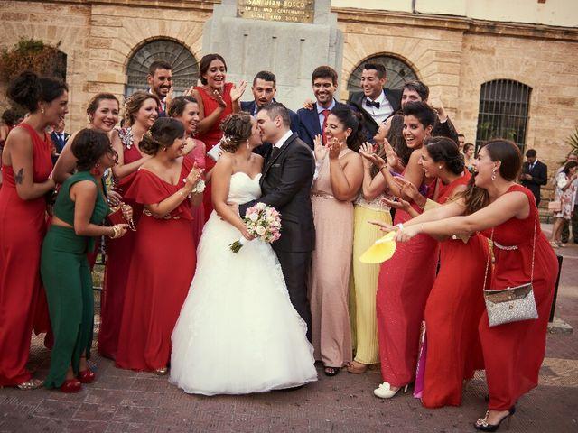 La boda de Dani y Irene en Cádiz, Cádiz 1
