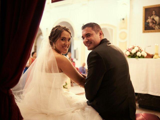 La boda de Dani y Irene en Cádiz, Cádiz 2