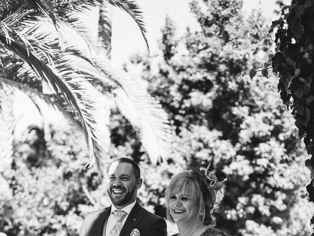 La boda de Raul y Gema en Ulea, Murcia 10