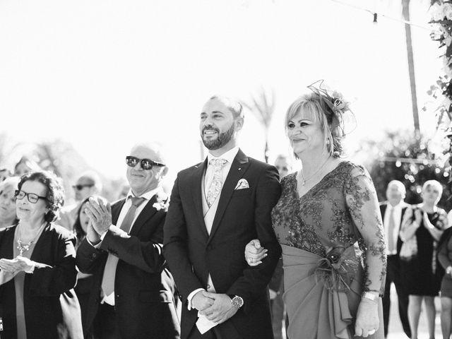 La boda de Raul y Gema en Ulea, Murcia 12