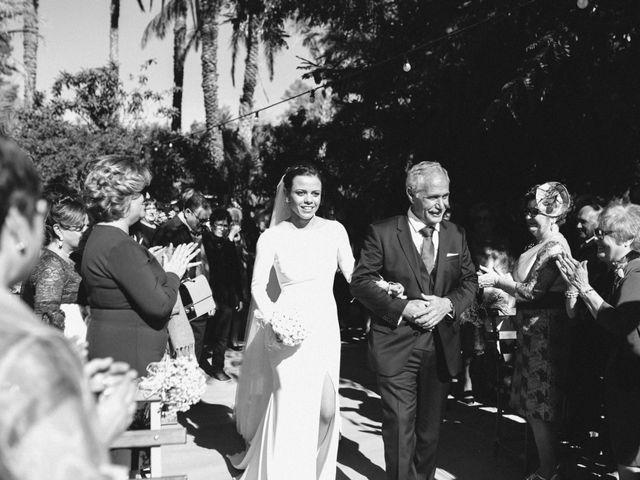 La boda de Raul y Gema en Ulea, Murcia 13