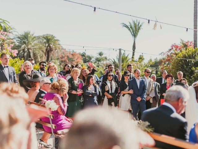 La boda de Raul y Gema en Ulea, Murcia 14