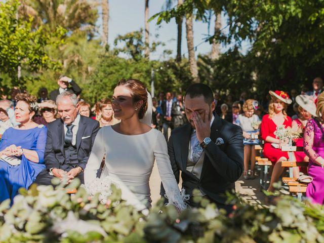 La boda de Raul y Gema en Ulea, Murcia 16