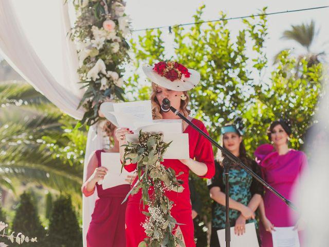 La boda de Raul y Gema en Ulea, Murcia 18