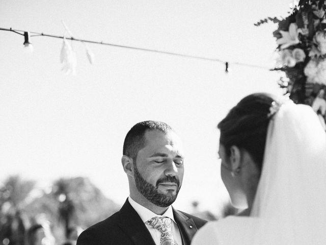 La boda de Raul y Gema en Ulea, Murcia 21