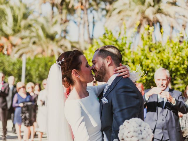 La boda de Raul y Gema en Ulea, Murcia 25