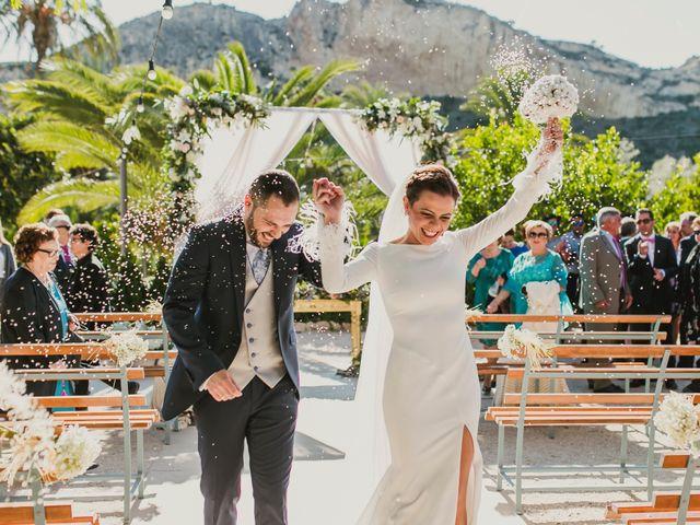 La boda de Raul y Gema en Ulea, Murcia 28