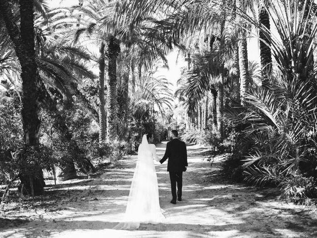 La boda de Raul y Gema en Ulea, Murcia 30
