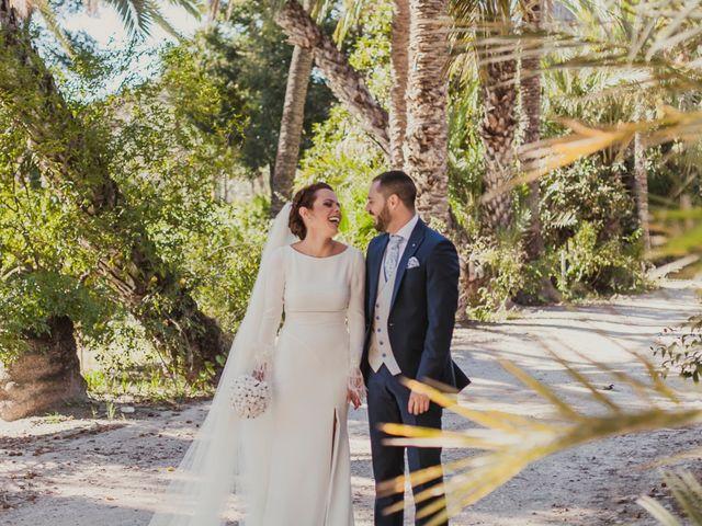 La boda de Raul y Gema en Ulea, Murcia 32