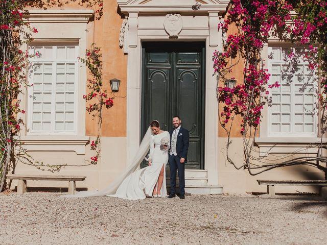 La boda de Raul y Gema en Ulea, Murcia 33