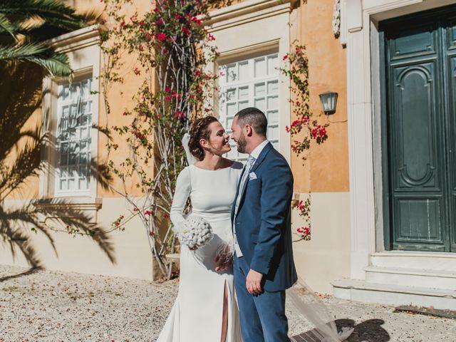 La boda de Raul y Gema en Ulea, Murcia 34