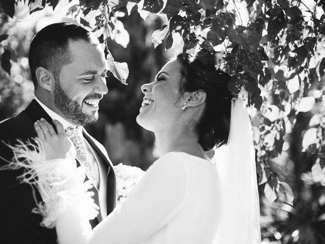 La boda de Raul y Gema en Ulea, Murcia 35