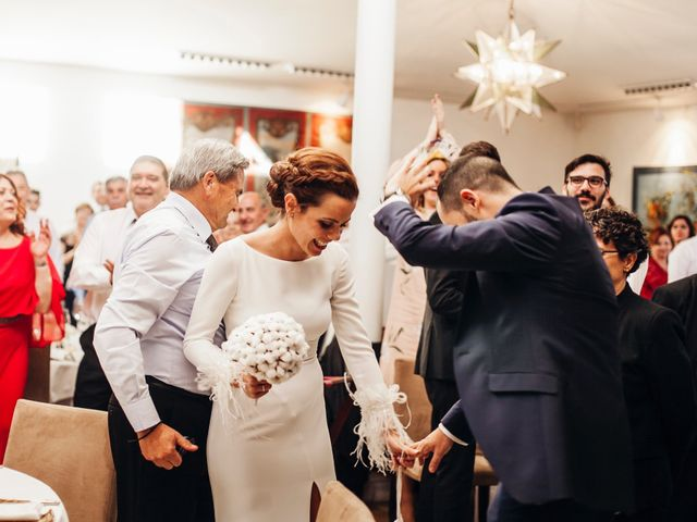 La boda de Raul y Gema en Ulea, Murcia 41