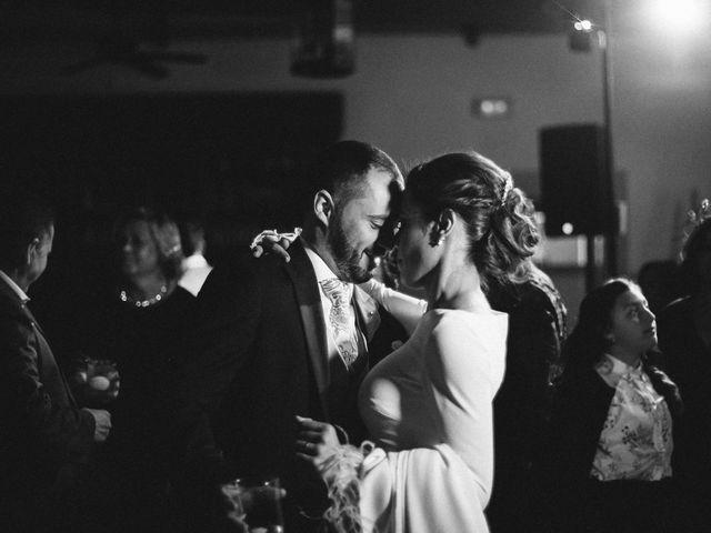 La boda de Raul y Gema en Ulea, Murcia 54
