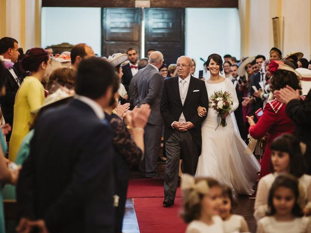 La boda de Jesús y María en Villarrubia De Los Ojos, Ciudad Real 38