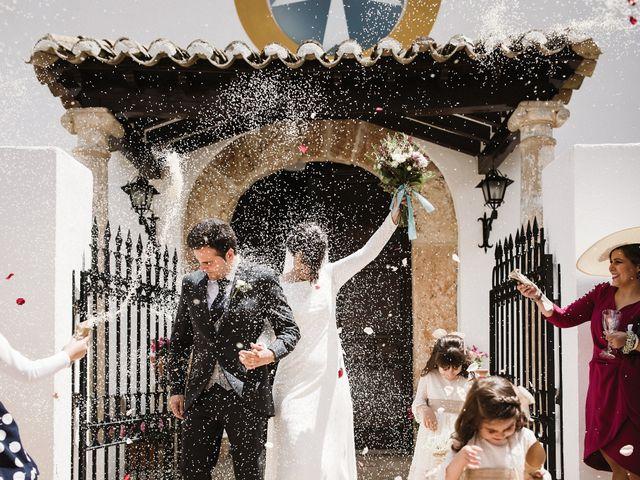 La boda de Jesús y María en Villarrubia De Los Ojos, Ciudad Real 52