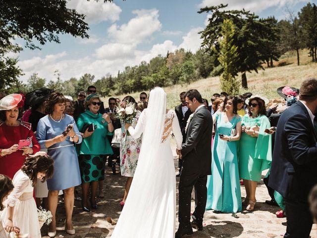La boda de Jesús y María en Villarrubia De Los Ojos, Ciudad Real 53