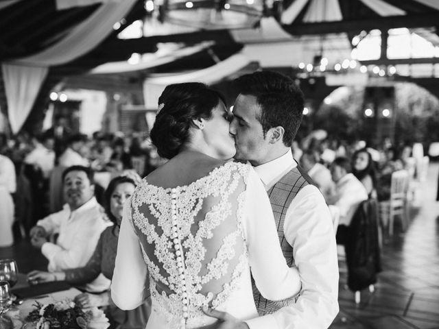 La boda de Jesús y María en Villarrubia De Los Ojos, Ciudad Real 80