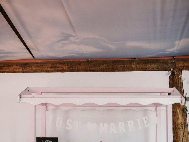 La boda de Jesús y María en Villarrubia De Los Ojos, Ciudad Real 83