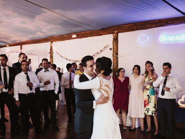 La boda de Jesús y María en Villarrubia De Los Ojos, Ciudad Real 87