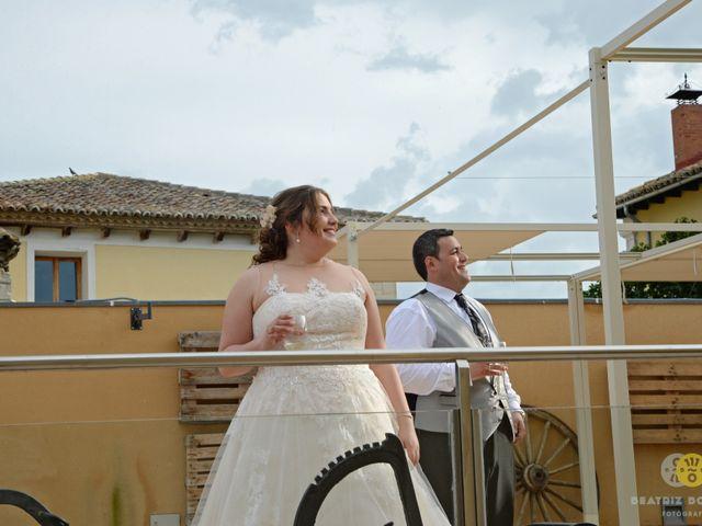 La boda de Alvaro y Andrea en Palencia, Palencia 1