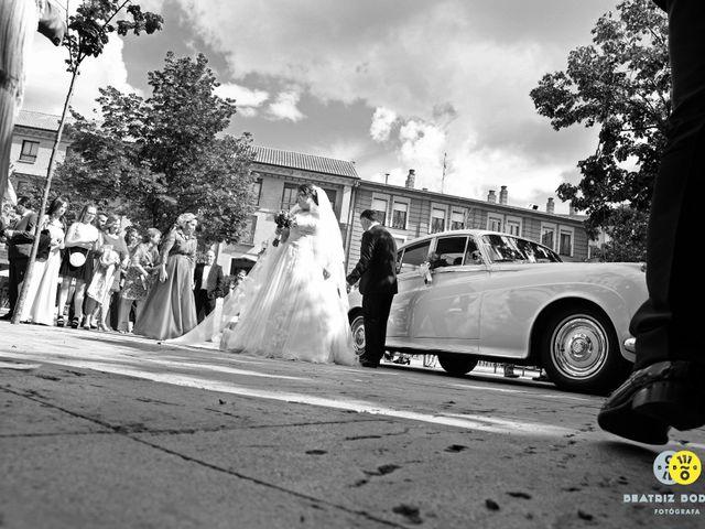 La boda de Alvaro y Andrea en Palencia, Palencia 6