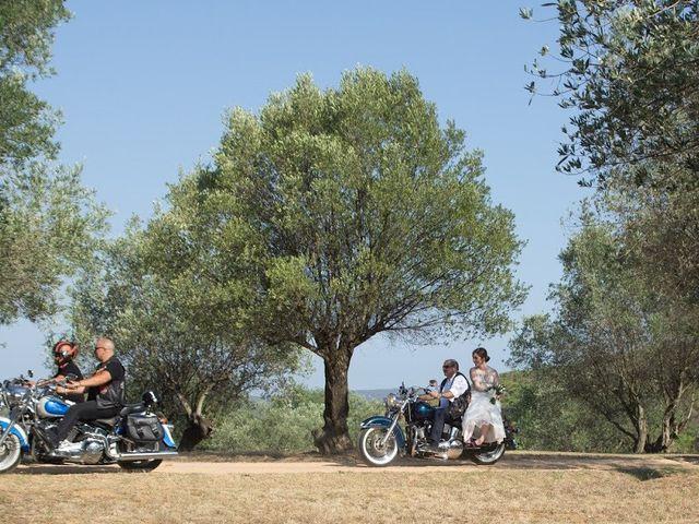 La boda de Joel  y Mireia  en Castell D'emporda, Girona 1