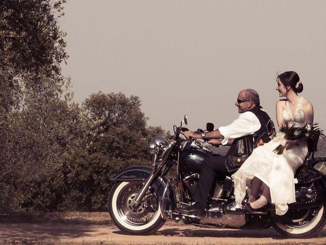 La boda de Joel  y Mireia  en Castell D'emporda, Girona 2