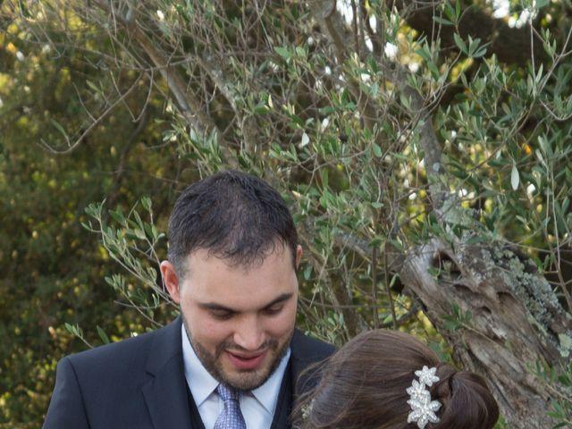 La boda de Joel  y Mireia  en Castell D'emporda, Girona 4