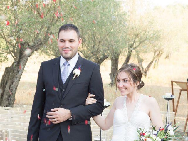 La boda de Joel  y Mireia  en Castell D'emporda, Girona 5