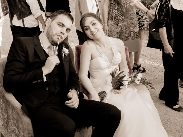 La boda de Joel  y Mireia  en Castell D'emporda, Girona 7