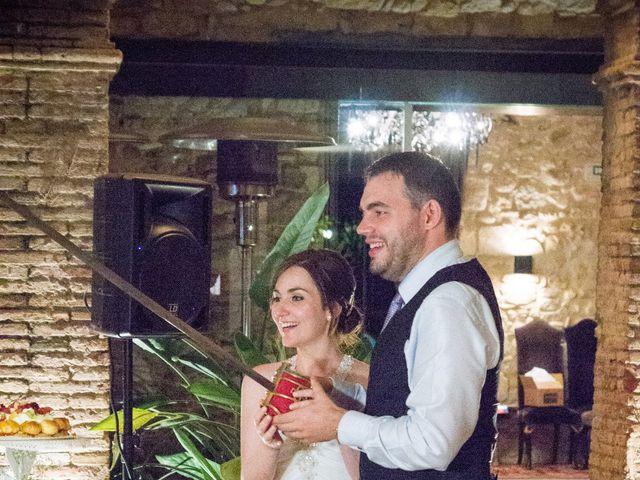 La boda de Joel  y Mireia  en Castell D'emporda, Girona 9