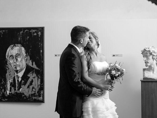 La boda de Genoveva y Carlos