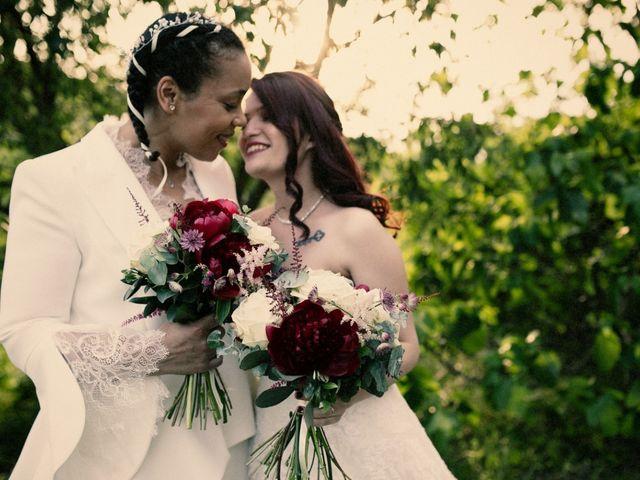 La boda de Noemí y Ana