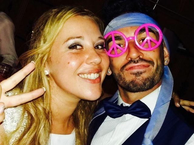 La boda de Manoli y Edu