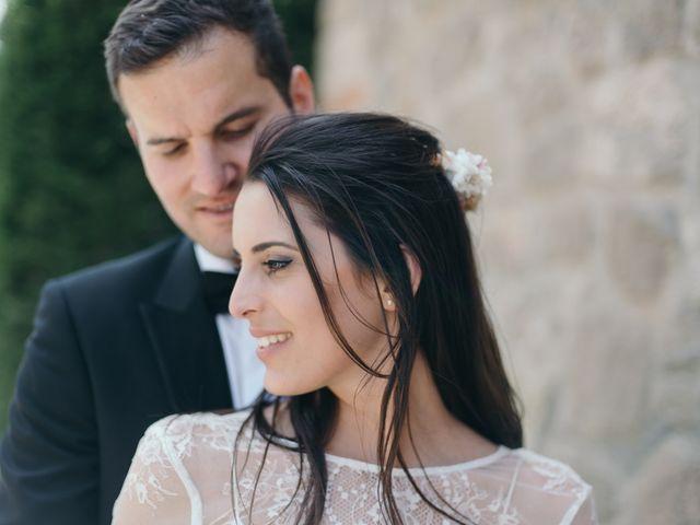 La boda de Claudia y Boris
