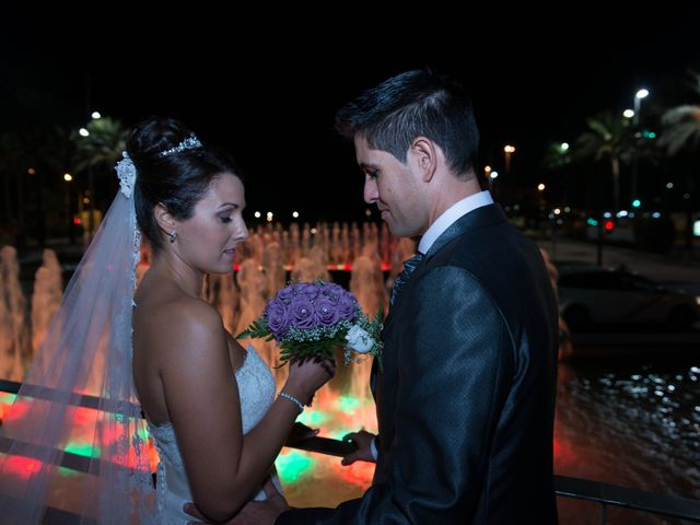 La boda de Javier  y Laura  en Almería, Almería 1