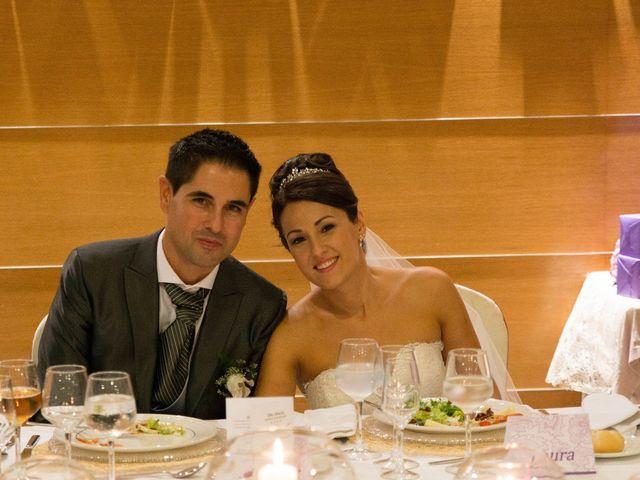 La boda de Javier  y Laura  en Almería, Almería 2