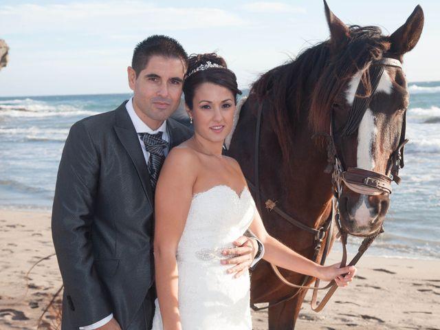 La boda de Javier  y Laura  en Almería, Almería 6