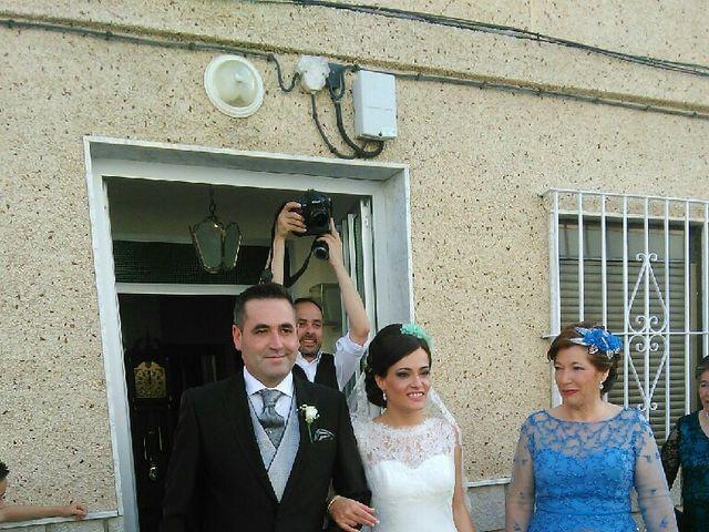 La boda de Mario  y Maria  en Jamilena, Jaén 2