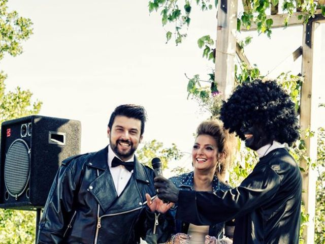 La boda de Felipe y Rebecca en Canalda, Lleida 3