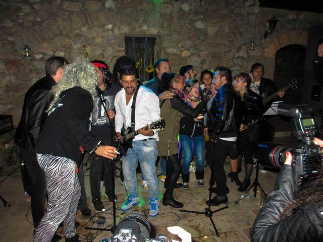 La boda de Felipe y Rebecca en Canalda, Lleida 10