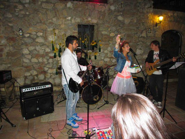 La boda de Felipe y Rebecca en Canalda, Lleida 12