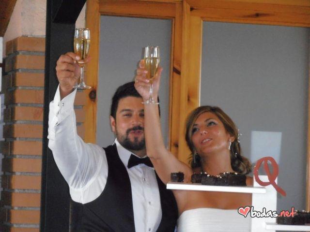 La boda de Felipe y Rebecca en Canalda, Lleida 13