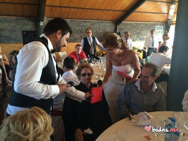 La boda de Felipe y Rebecca en Canalda, Lleida 16